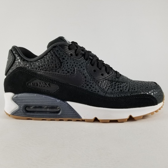new product 8ab26 9e5f3 Nike Air Max 90 Premium Women s Athletic Shoes 8